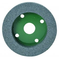 CGW Abrasives - 34952 - 6 X 1 X 4 Plt.mtd. Gc120-i-v Toolroom Wheels, Ea
