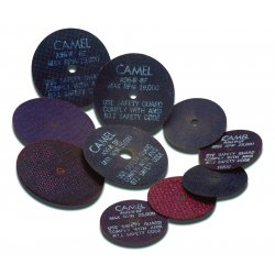 CGW Abrasives - 35688 - 1-1/2x1/16x1/4 T1 A60-r-bf Cutoff Wheel