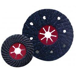 "CGW Abrasives - 35840 - 7"" A-24 Alum Oxide Semi-flex Sanding Disc, Ea"
