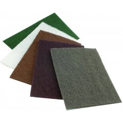 CGW Abrasives - 36284 - Hand Pad- 6x9- Green