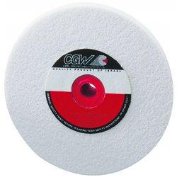 CGW Abrasives - 38623 - 6x1x1 T1 Wa60kv Bench Wheel Premium Grade, Ea