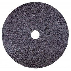 """CGW Abrasives - 48033 - 7""""x7/8 150 Grit Ao Disk-dep Cen Resin Fibre Disc"""