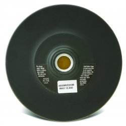 "CGW Abrasives - 48225 - 5"" Polymer Backing Platew/nut"