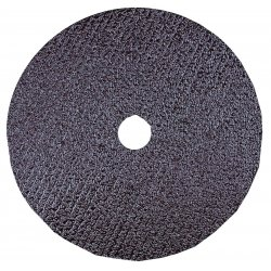 "CGW Abrasives - 48622 - 7"" X 7/8 36 Grit Ao Disk-flat Center Resin Fibre, Ea"