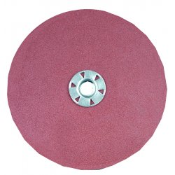 CGW Abrasives - 48731 - 7 X 5/8-11 A/o 24 Grit-flat Quick Change Resin, Ea