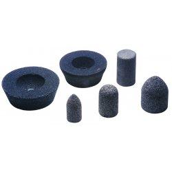 CGW Abrasives - 49003 - 4/3-2-5/8-11 Ca16-n-b N/stl Bk T11 Rsn Cup Wheel, Ea