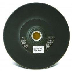 "CGW Abrasives - 49534 - 5x5/8-11 Internal Thd 1/4"" Foam & Max Grip Hk/lp"