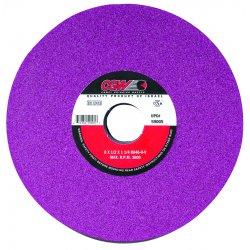 CGW Abrasives - 59006 - 8x1/2x1-1/4 T1 Ra46-j/k-v Ruby Grain Grinding, Ea
