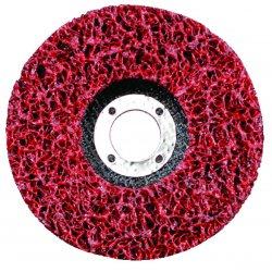 CGW Abrasives - 59205 - 4 1/2 X 5/8-11 Sil Carbide Xtra Coarse-red, Ea