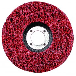 CGW Abrasives - 59209 - 5 X 5/8-11 Sil Carbide Xtra Coarse - Red