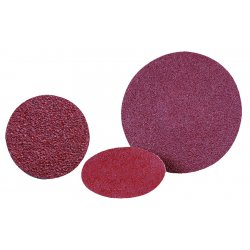CGW Abrasives - 59541 - 3in R/o 2-ply Ao 80g Roll-on 25pcs