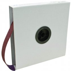 "CGW Abrasives - 63023 - 1 1/2"" X 50 Yards Aluminum Oxide 80 Grit"