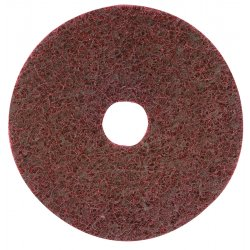 "CGW Abrasives - 70031 - 4 1/2"" X 7/8"" Very Fine- Grey"