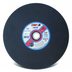 CGW Abrasives - 70110 - 10 X 3/32 X 5/8 A24-r-bfstationary Saw Blade