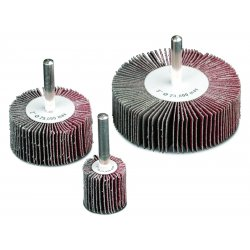 CGW Abrasives - 71001 - 3/4 X 3/4 X 1/4 Aluminumoxide 80 Grit