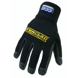 Ironclad - CCG04L - Cold Condition Gloves, Black, Large