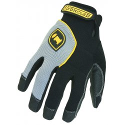 Ironclad - HUG-04-L - Dwos 03004-1 Heavy Utility Glove Large