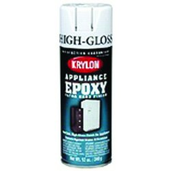 Krylon - K03206 - 1pt Black Epoxy Appliance Paint