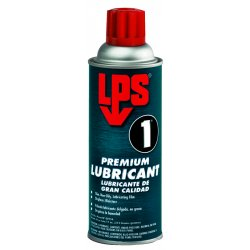 LPS Labs / ITW - 00116 - Greaseless Lubricant, 11 oz. Container Size, 11 oz. Net Weight