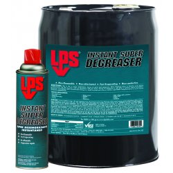 LPS Labs - 00755 - Drum Super Cleaner Degreaser-