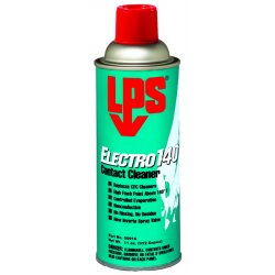 LPS Labs - 00916 - 11 Oz. Electro 140deg.contact Cle