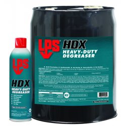 LPS Labs - 01020 - Solvent Heavy-Duty Degreaser, 20 oz. Aerosol Can