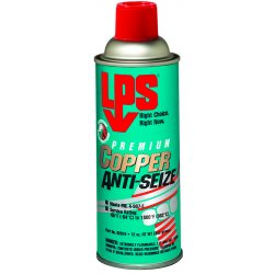 LPS Labs / ITW - 02916 - Copper Anti-Seize, 16 oz. Container Size, 12 oz. Net Weight