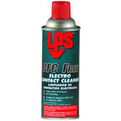 LPS Labs - 03116 - 11oz. Electro Contact Cleaner Cfc Free Ae