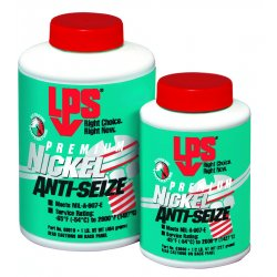 LPS Labs / ITW - 03910 - 1-lb Nickel Anti-seize Lubricant -65 To 2-60