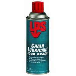 LPS Labs - 06016 - 16 Oz Chain Lubricant Food Grade 12 Oz Fill