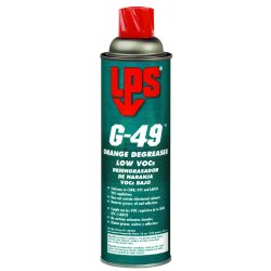 LPS Labs - 06420 - Citrus Orange Degreaser, 20 oz. Aerosol Can