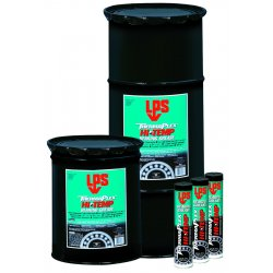 LPS Labs - 70255 - Tan Lithium Complex High-Temp Bearing Grease, 55 gal., NLGI Grade: 2
