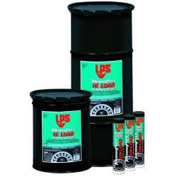 LPS Labs - 70455 - Black Lithium Complex High Load Bearing Grease, 55 gal., NLGI Grade: 2
