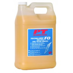 PT Technologies - 61705 - Techlube-fo Summer Gd Cable Pull Lube