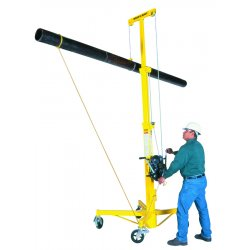 "Sumner - 780303 - Sumner R-250 Roust-A-Bout Pipe Jack With 25' Top Height And 40"" X 40"" Base"