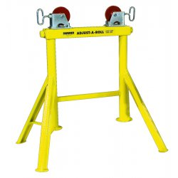"Sumner - 780365 - Sumner Manufacturing Company 31"" X 31"" W 2000 lbs Hi Adjust-A-Roll With Steel Wheel"