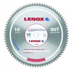 "Lenox - 21881ST714040CT - 7-1/4"" 40t Steel Metal Cutting Saw Blade"
