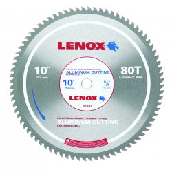 Lenox - 21888 - Lenox 21888 Steel Cutting Circular Saw Blade 60 Teeth x 12 Dia.