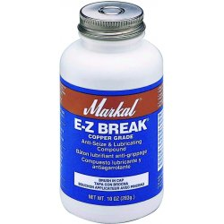Markal - 08924 - Ma E-z Break Anti Seizecompound Cu Grade 4 Oz, Ea