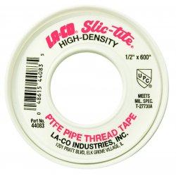"Markal - 44084 - 1/2""x1200"" Slic-tite Teflon Thread Tape, Ea"