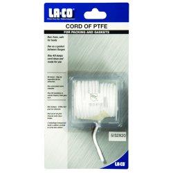 "Markal - 45091 - 5/32""x20' La-co Cord Ofteflon For Packing & G"