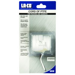 "Markal - 45092 - 7/32""x10' La-co Cord Ofteflon For Packing & G"
