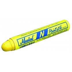 Markal - 82121 - Yellow N Paintstik Marker, Ea