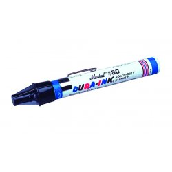 Markal - 96923 - Permanent Marker with Fine Tip Size, Black