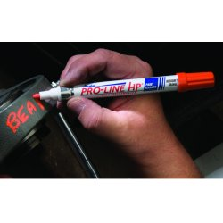 Markal - 96964 - Paint Marker, Oily Surfaces, Orange