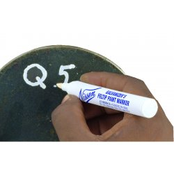 Nissen - 436-00570 - Galvanizer's Low Chloride Feltip Paint Marker
