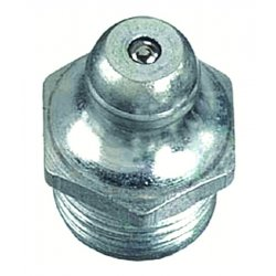 "Lincoln Industrial - 5010 - Fitting 1/4"" Straight Short Thread"