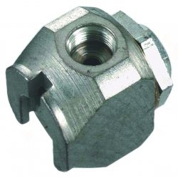 Lincoln Industrial - 81458 - B H Coupler, Ea
