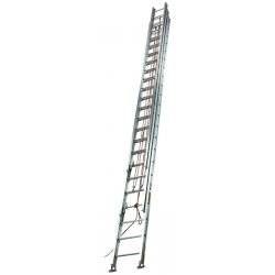 Louisville Ladder - AE1660 - Extension Ladder, Aluminum, I ANSI Type, 8 ft. Ladder Height