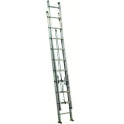 Louisville Ladder - AE4240 - 40' Aluminum Extension Ladder D-rung
